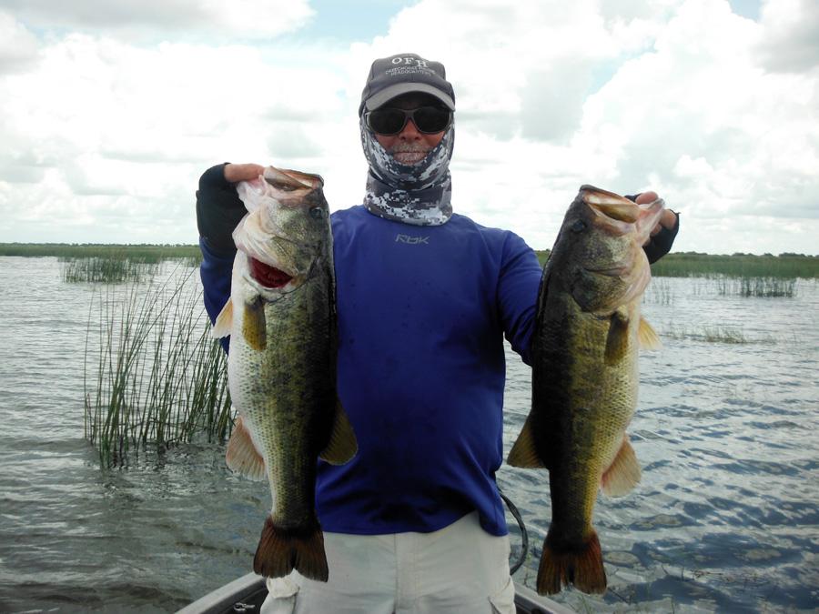 Lake okeechobee fishing report archives just4bassjust4bass for Lake kissimmee fishing report