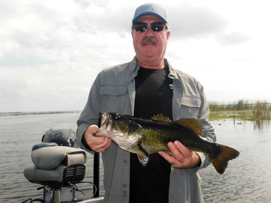 Lake okeechobee fishing report archives just4bassjust4bass for Lake fishing report