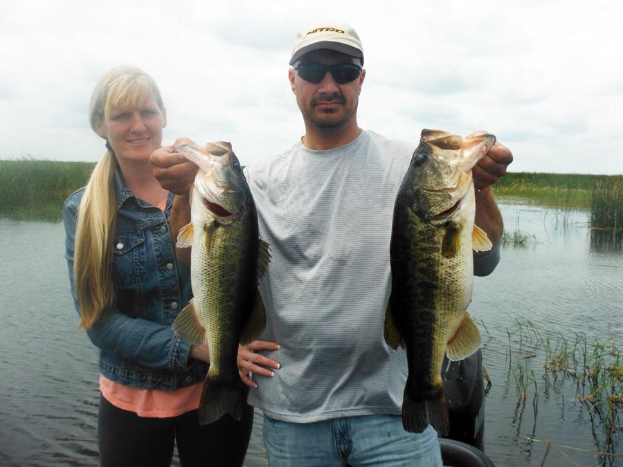 Lake okeechobee fishing report archives just4bassjust4bass for Fish at 30 lake
