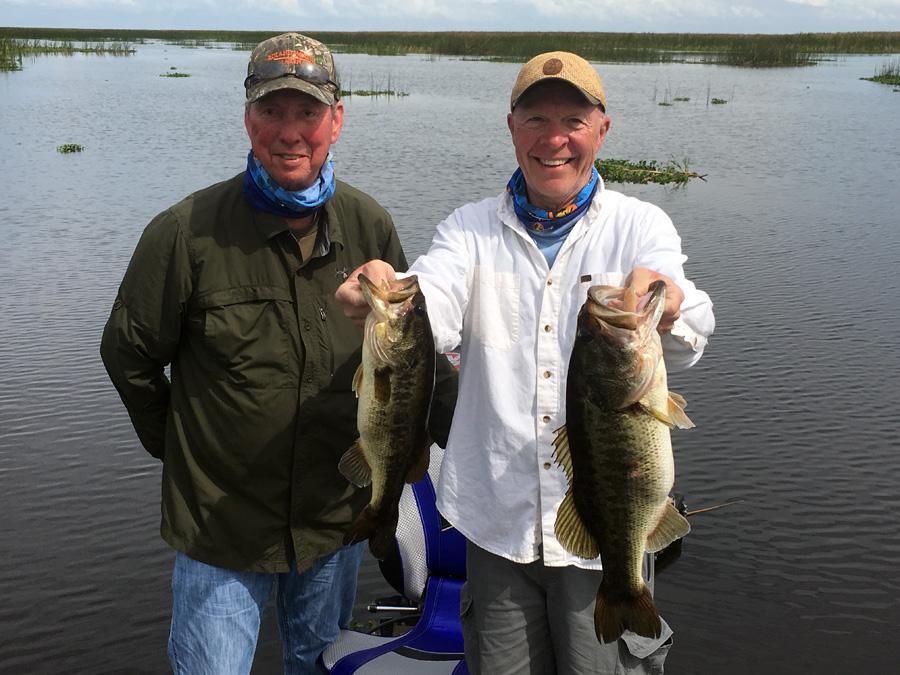 February 26-28, 2019 – Lake Okeechobee Bass Fishing Report